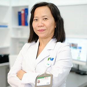 PGS.TS Trần Lê Linh Phương