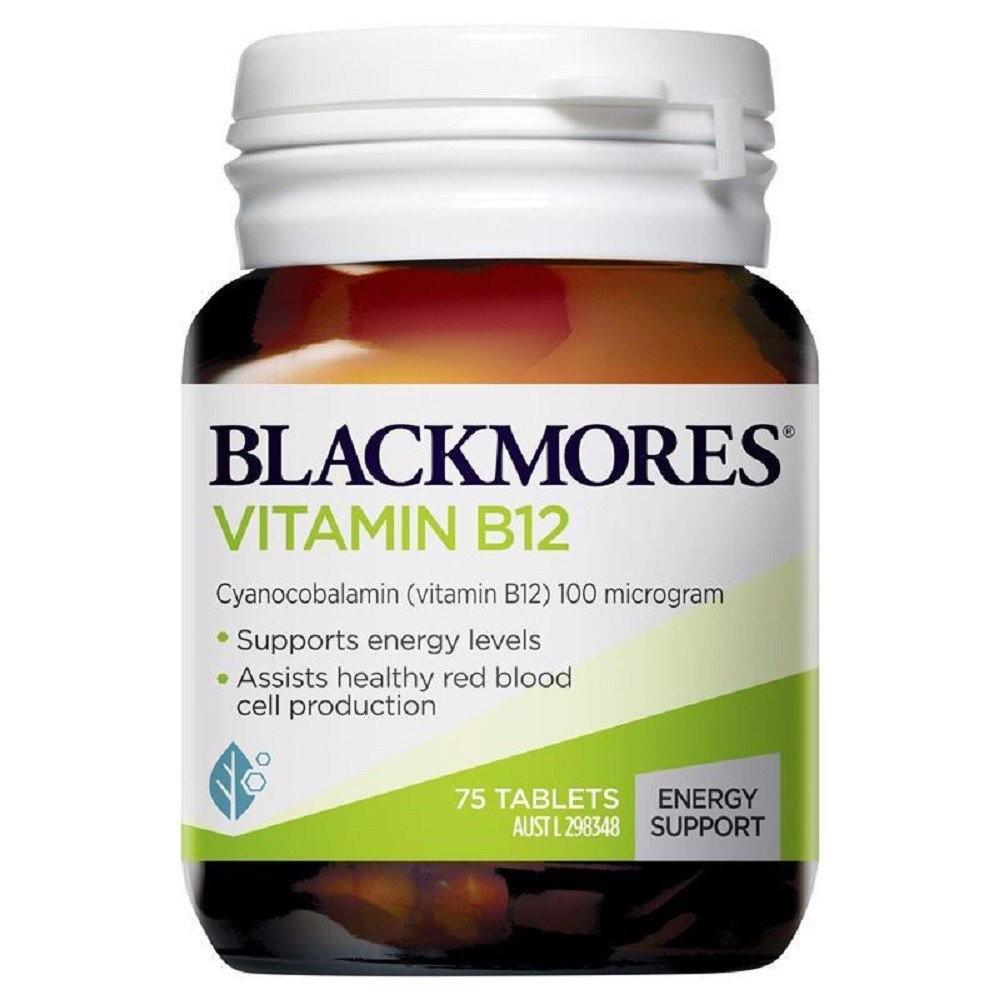 Thuốc bổ máu Blackmores B12