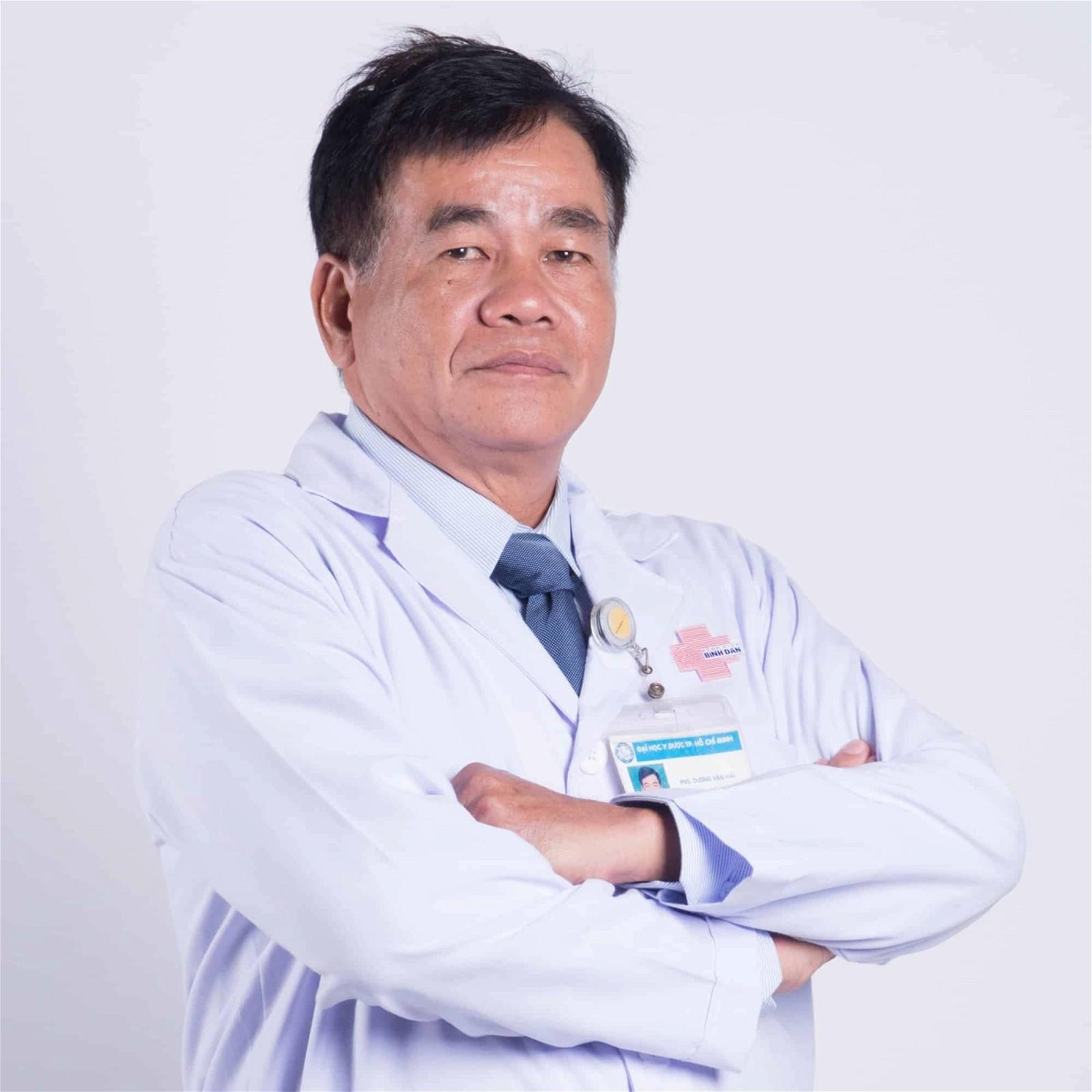 bác sĩ DƯƠNG VĂN HẢI