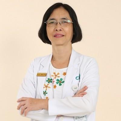 bác sĩ Hà Thị Thanh Tuyền