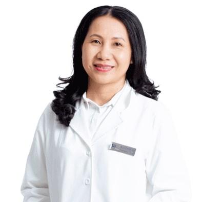 bác sĩ Lê Thị Kim Ngân