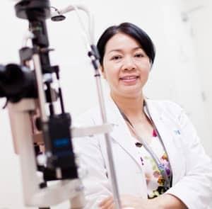 bác sĩ Nguyễn Thị Mai