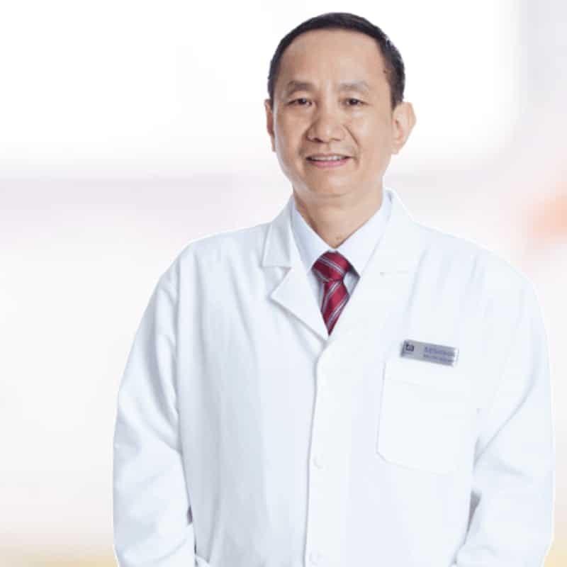 bác sĩ Trần Minh Giang