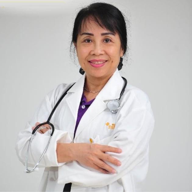 bác sĩ hàn tiểu sảo