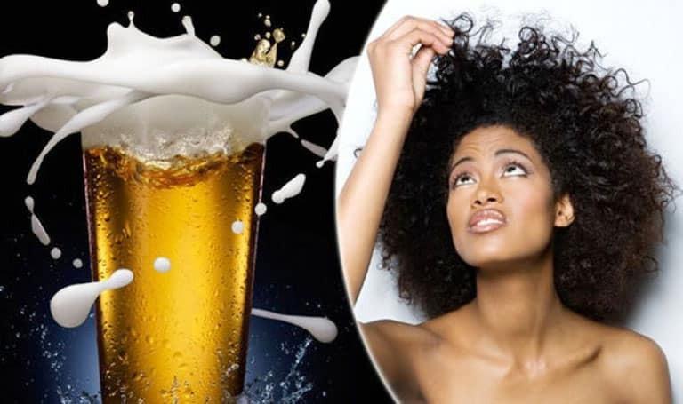 Bia trị rụng tóc