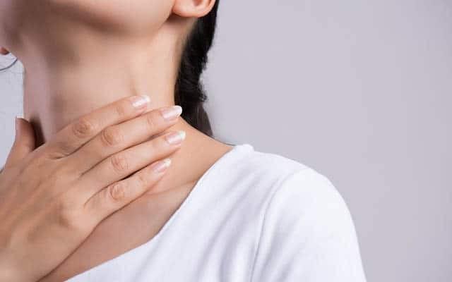 Cường giáp là một trong những nguyên nhân hàng đầu gây tăng tiết mồ hôi