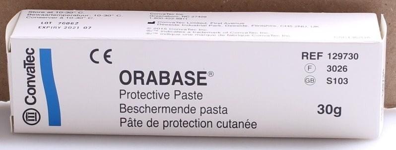 Orabase - thuốc bôi lợi cho trẻ > 2 tuổi
