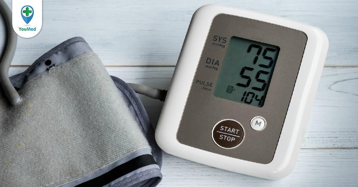 Tụt huyết áp có nên uống nước đường không