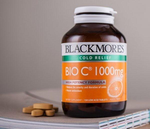 Thuốc bổ Blackmores Bio C