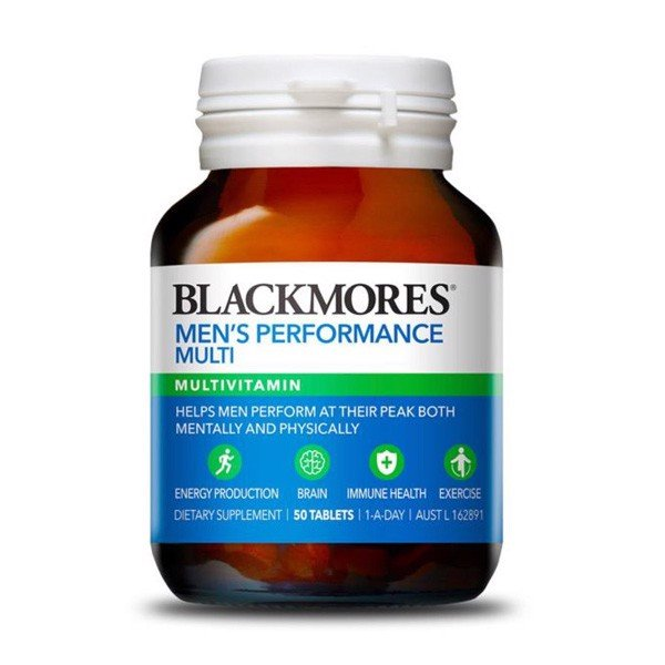 Thuốc bổ blackmores men's performance multi