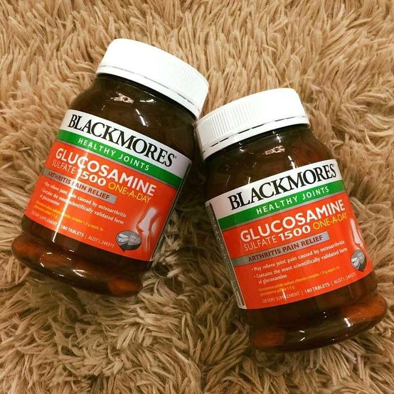 Thuốc bổ xương khớp Blackmores Glucosamine