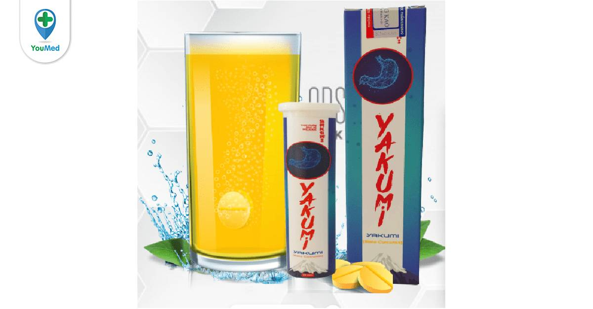 Viên sủi Yakumi giá, thành phần và cách sử dụng hiệu quả (2)