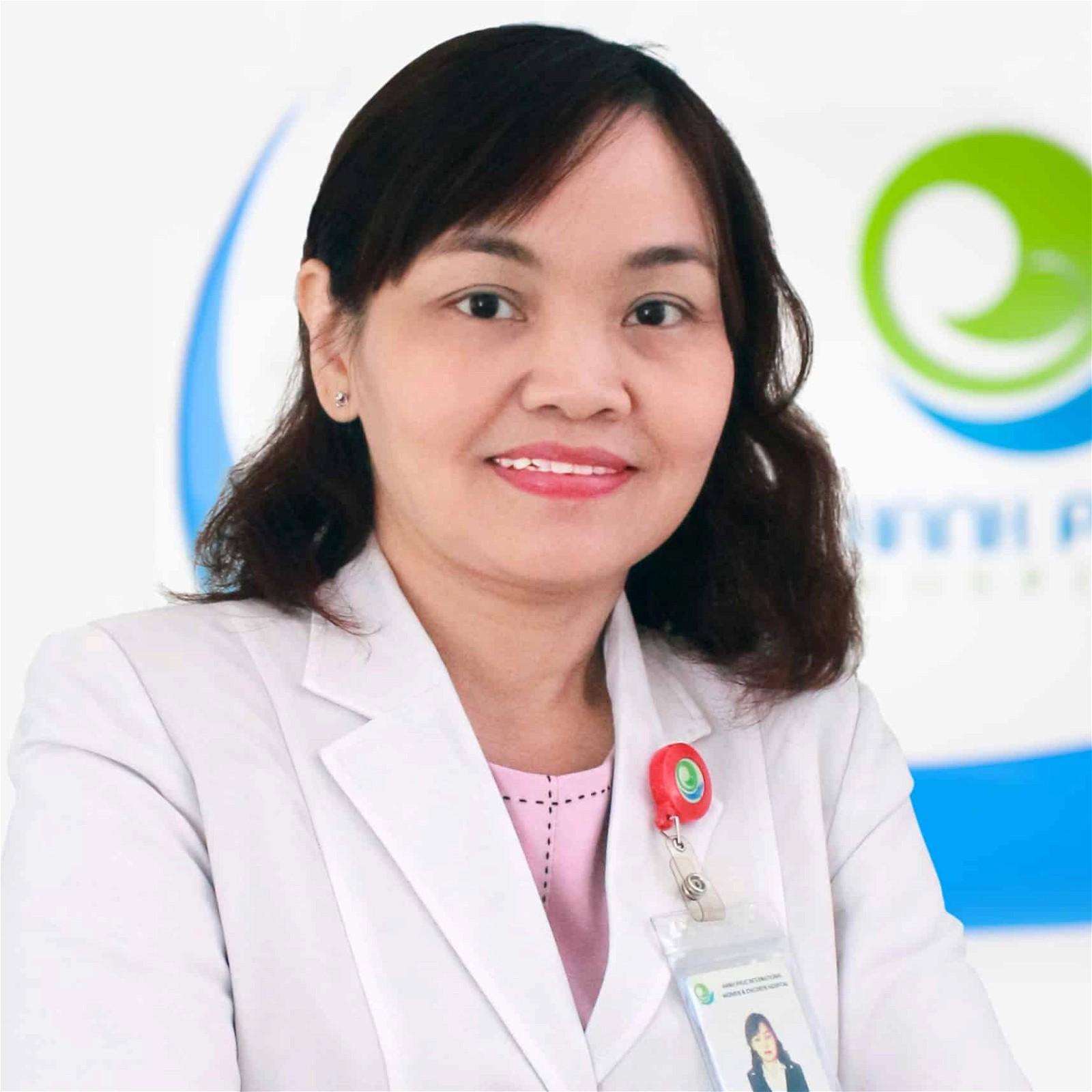 bác sĩ Huỳnh Thị Thu Thảo