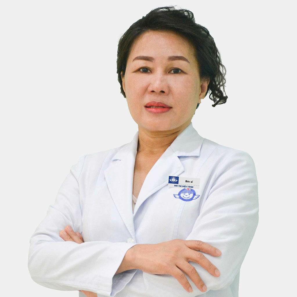 Bác sĩ Mai Thị Diệu Trinh