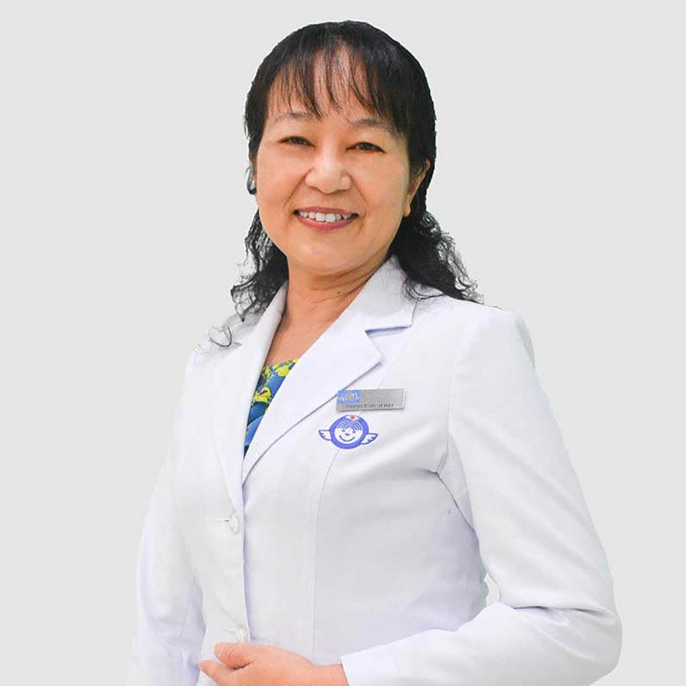 Bác sĩTrịnh Thị Minh Hải