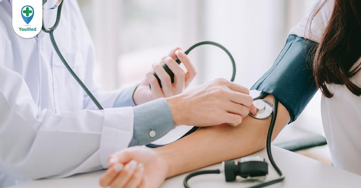 Huyết áp thấp ở người trẻ tuổi