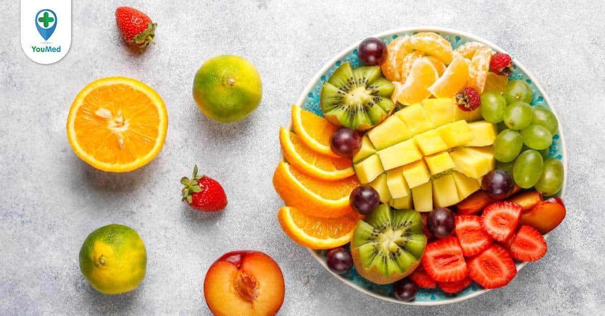 Bác sĩ giải đáp bệnh cao huyết áp nên ăn trái cây gì