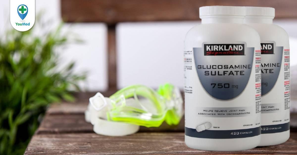 Thuốc bổ khớp Kirkland Glucosamine có tốt không