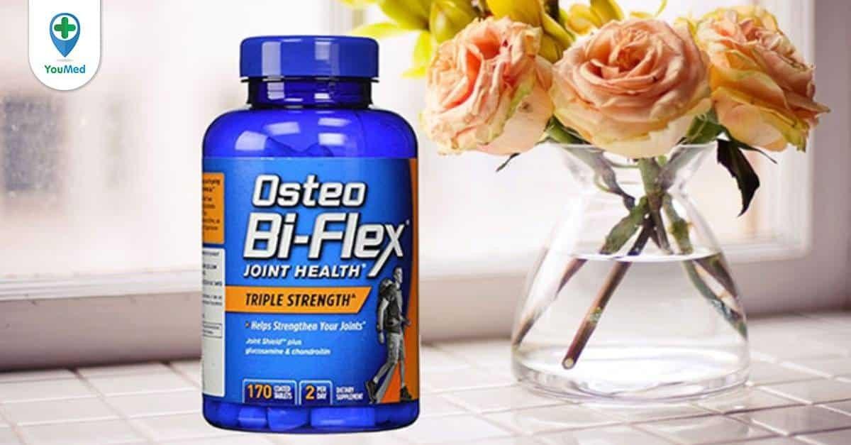 Thuốc bổ khớp Osteo Bi-Flex có tốt không
