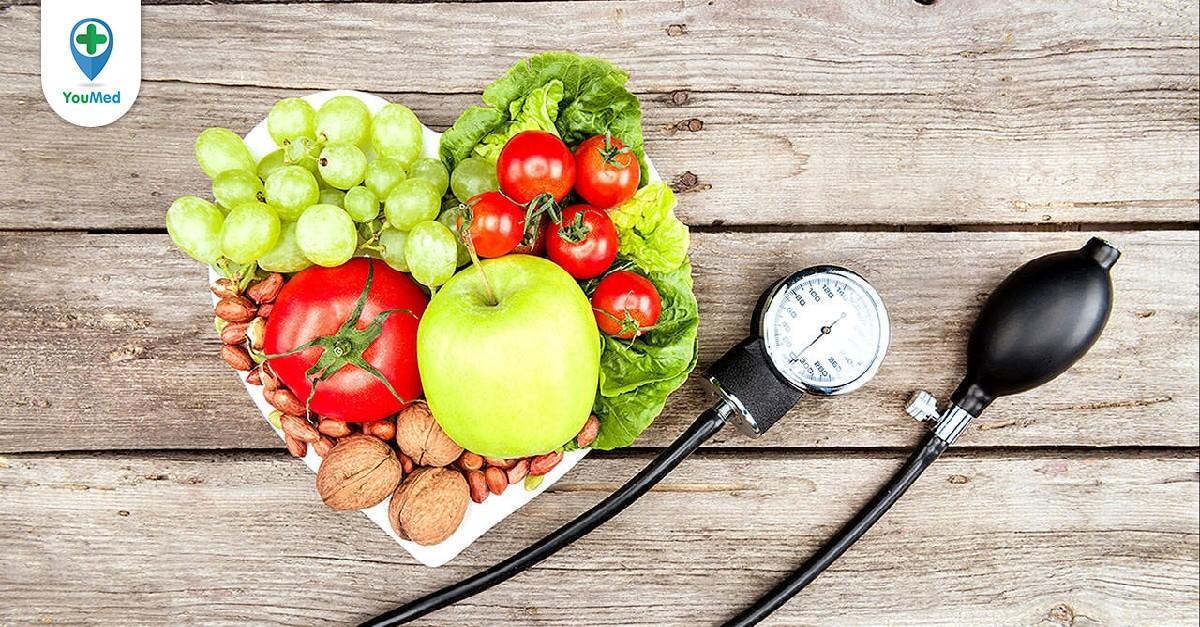huyết áp thấp nên ăn trái cây gì